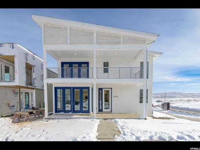 6675 Yarrow Ln #46, Park City, UT 84098 (#1655787) :: Bustos Real Estate | Keller Williams Utah Realtors