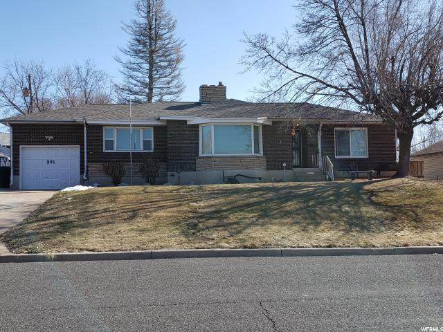 291 S 750 E, Clearfield, UT 84015 (#1655805) :: Colemere Realty Associates