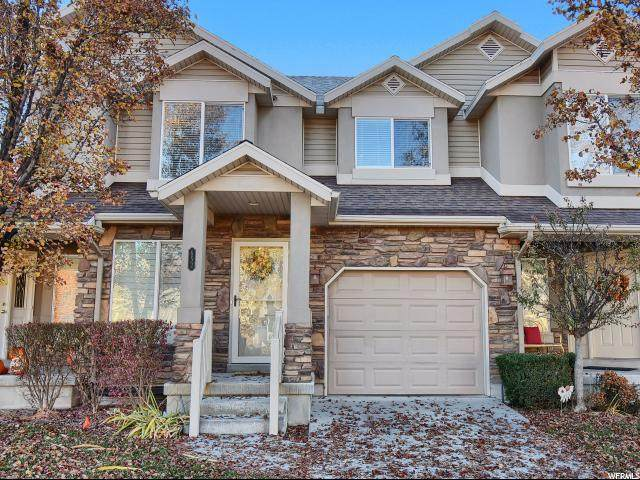 652 E Clearwater Dr, Layton, UT 84041 (#1655810) :: Colemere Realty Associates