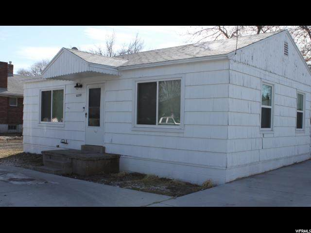 6859 W 3500 St S, West Valley City, UT 84128 (#1655825) :: Colemere Realty Associates