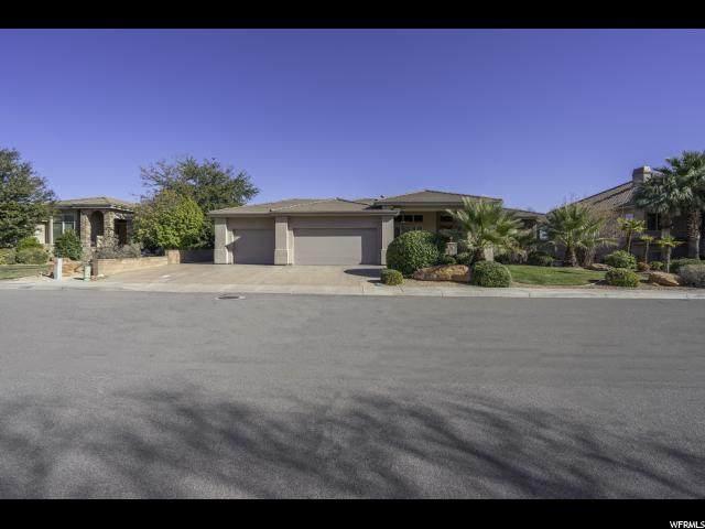 1110 N Berkshire Dr, Washington, UT 84780 (#1655837) :: Bustos Real Estate | Keller Williams Utah Realtors