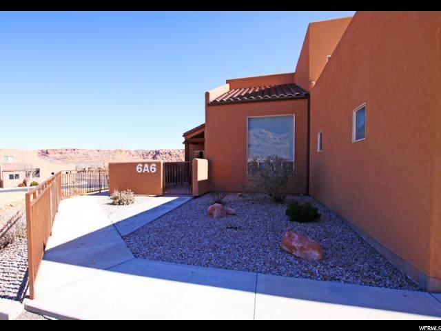 3862 S Desert Willow Cir #6-A6, Moab, UT 84532 (#1655838) :: Red Sign Team