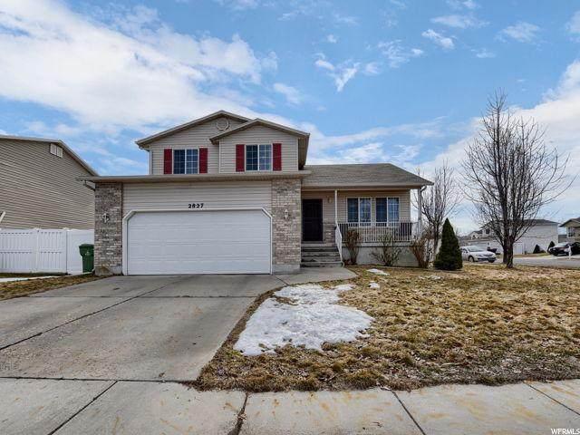 2827 W 2025 S, Syracuse, UT 84075 (#1655840) :: Big Key Real Estate