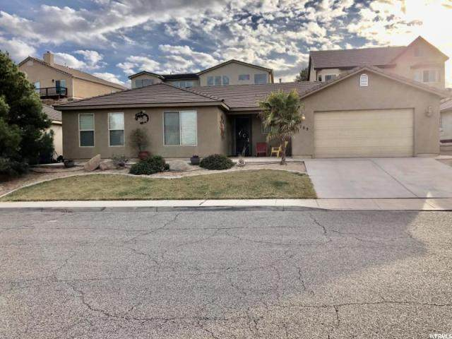 709 Lava Pointe Dr, St. George, UT 84770 (#1655850) :: Colemere Realty Associates