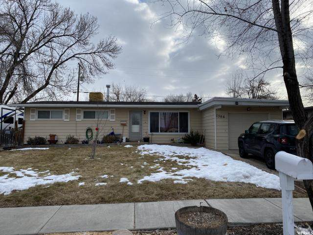 1366 N 475 W, Sunset, UT 84015 (#1655852) :: The Canovo Group