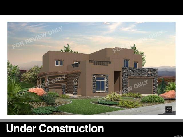 3225 S Retreat Dr #6, Hurricane, UT 84737 (#1655860) :: Big Key Real Estate