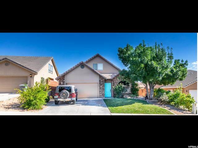 18 W 1060 N, Hurricane, UT 84737 (#1655867) :: Bustos Real Estate | Keller Williams Utah Realtors