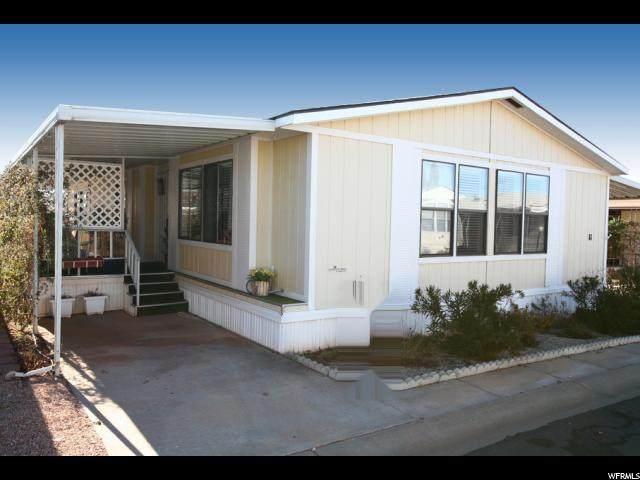 1360 N Dixie Downs Rd #11, St. George, UT 84770 (#1655871) :: Bustos Real Estate | Keller Williams Utah Realtors