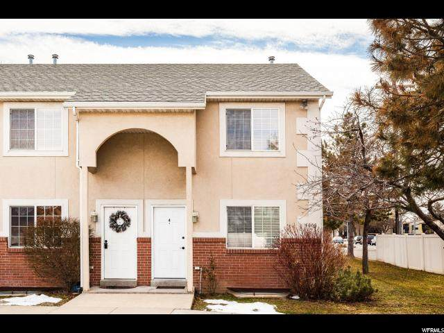 4663 S 2200 W #4, Taylorsville, UT 84119 (#1655876) :: Colemere Realty Associates
