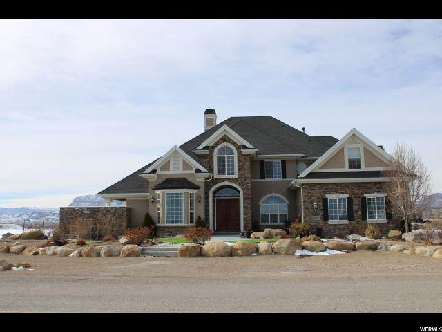 1515 N Mohrland Rd, Huntington, UT 84528 (#1655886) :: The Fields Team