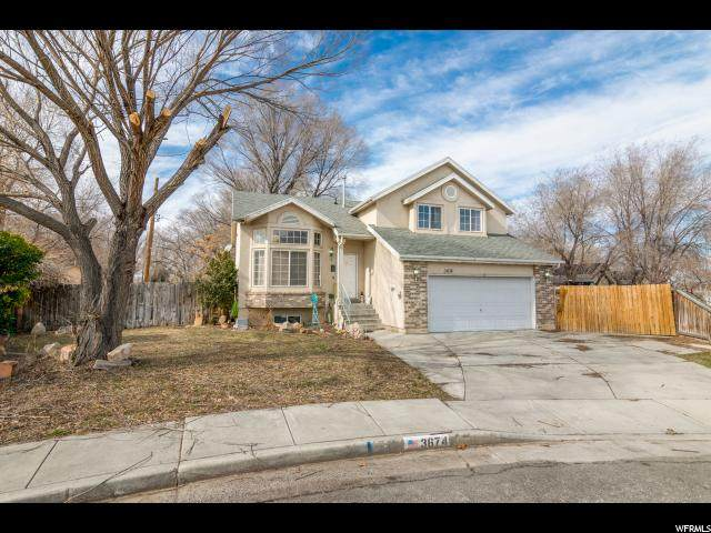 3674 Pumpkin Patch Cir, West Valley City, UT 84120 (#1655891) :: Colemere Realty Associates