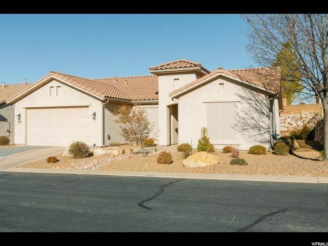 4867 S Morane Manor Dr, St. George, UT 84790 (#1655895) :: Bustos Real Estate | Keller Williams Utah Realtors