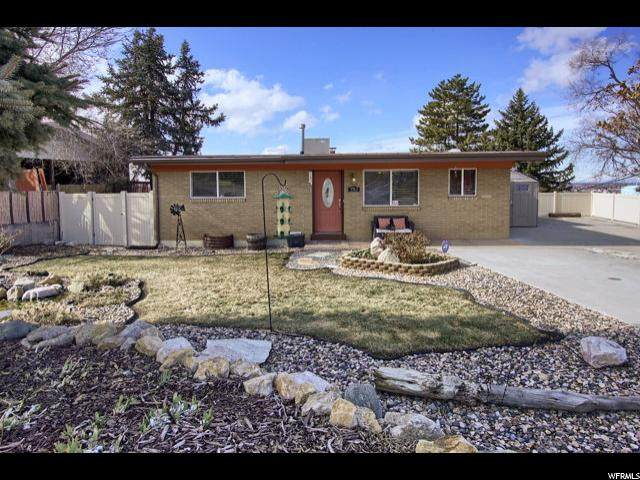 3763 S 2100 W, Roy, UT 84067 (#1655897) :: Bustos Real Estate | Keller Williams Utah Realtors