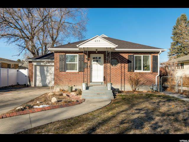 653 N 1300 W, Salt Lake City, UT 84116 (#1655908) :: Big Key Real Estate