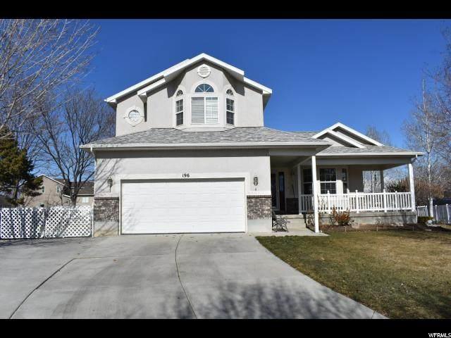 196 E Spyglass Ct, Saratoga Springs, UT 84045 (#1655912) :: RE/MAX Equity