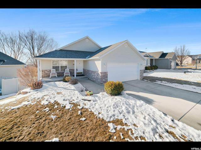 247 W Nectar Way, Saratoga Springs, UT 84045 (#1655915) :: Red Sign Team