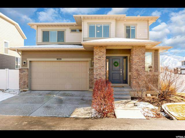 9729 S Oia Ln W, South Jordan, UT 84095 (#1655923) :: Colemere Realty Associates