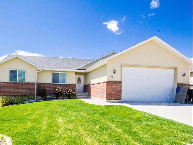 3463 W Pit Rd S, Vernal, UT 84078 (#1655925) :: Red Sign Team