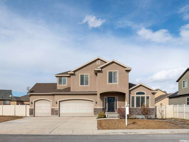 3176 W Willow Bend S, Lehi, UT 84043 (#1655944) :: Colemere Realty Associates