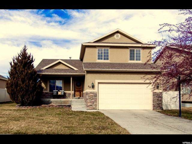 56 E Blair Way, Saratoga Springs, UT 84045 (#1655946) :: Colemere Realty Associates
