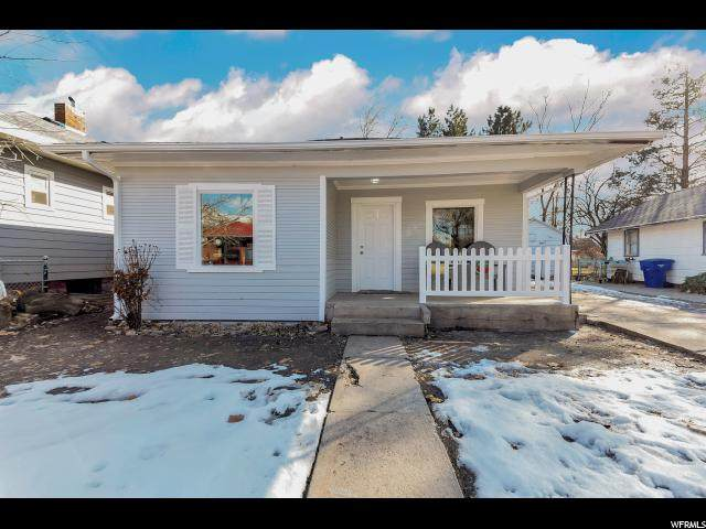 845 Kershaw St, Ogden, UT 84403 (#1655957) :: Bustos Real Estate | Keller Williams Utah Realtors