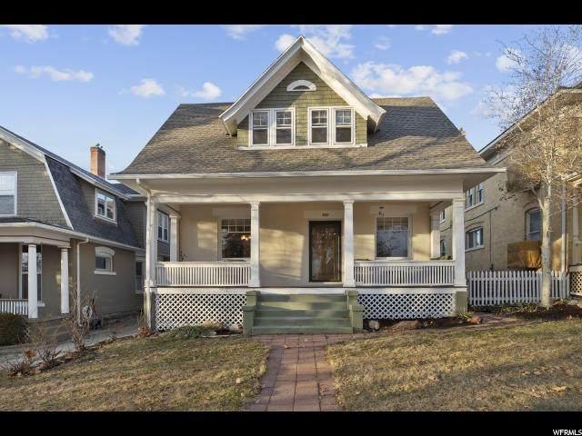 923 E 3RD Ave N, Salt Lake City, UT 84103 (#1655958) :: Bustos Real Estate | Keller Williams Utah Realtors