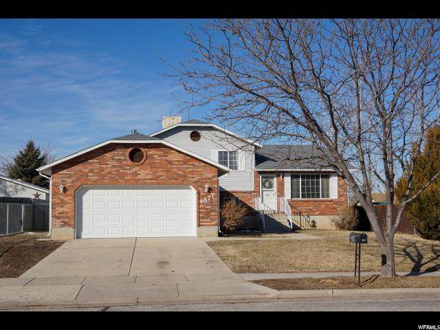 4871 S 3900 W, Roy, UT 84067 (#1655961) :: Bustos Real Estate | Keller Williams Utah Realtors