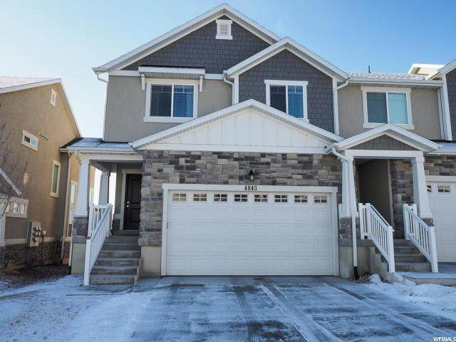 4843 W Pillar Dr #126, Riverton, UT 84096 (#1655966) :: Bustos Real Estate | Keller Williams Utah Realtors