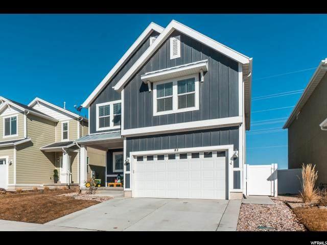 82 E Bluegrass Row, Saratoga Springs, UT 84045 (#1655967) :: RE/MAX Equity