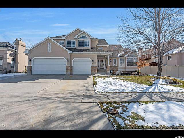 6895 S Captiva Cv E, Cottonwood Heights, UT 84121 (#1655981) :: Bustos Real Estate | Keller Williams Utah Realtors