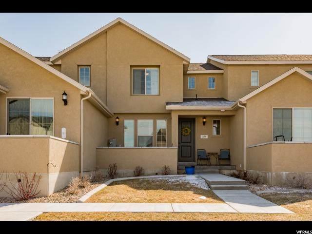 379 E Vancott Way, Stansbury Park, UT 84074 (#1655984) :: Bustos Real Estate | Keller Williams Utah Realtors