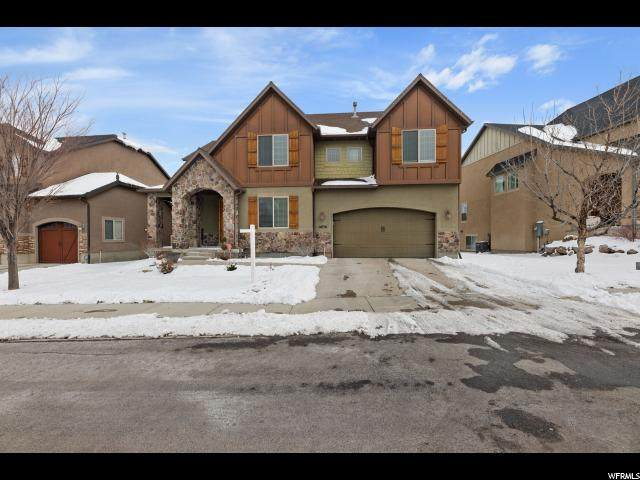 14751 S Desert Sage Dr, Herriman, UT 84096 (#1655990) :: Action Team Realty