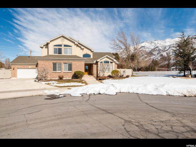 9423 S Marksbury Cir, Sandy, UT 84092 (#1655991) :: The Fields Team