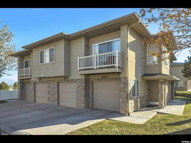 6609 W Ivy Terrace Ct, West Jordan, UT 84081 (#1655993) :: Bustos Real Estate | Keller Williams Utah Realtors