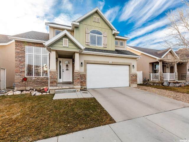 7558 S Mesa Maple Dr, West Jordan, UT 84081 (#1656006) :: Bustos Real Estate | Keller Williams Utah Realtors
