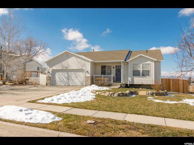201 N 630 E, Tooele, UT 84074 (#1656008) :: Big Key Real Estate
