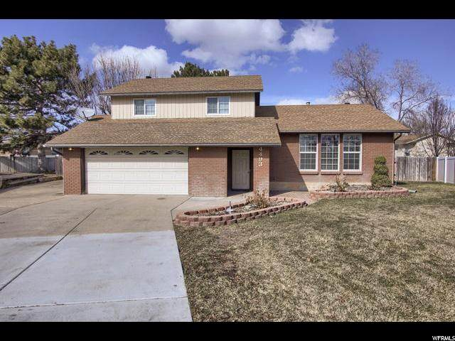 4493 S 1600 W, Roy, UT 84067 (MLS #1656013) :: Lawson Real Estate Team - Engel & Völkers
