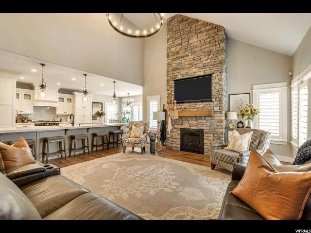 4643 W Pale Moon Ln, South Jordan, UT 84009 (#1656028) :: Bustos Real Estate | Keller Williams Utah Realtors