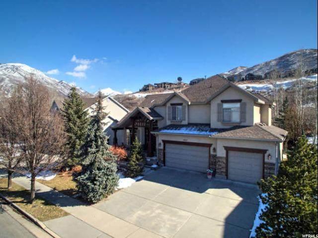 14117 S Stone Canyon Dr, Draper, UT 84020 (#1656042) :: Bustos Real Estate | Keller Williams Utah Realtors