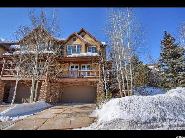 3027 Lower Saddleback Rd, Park City, UT 84098 (MLS #1656097) :: High Country Properties