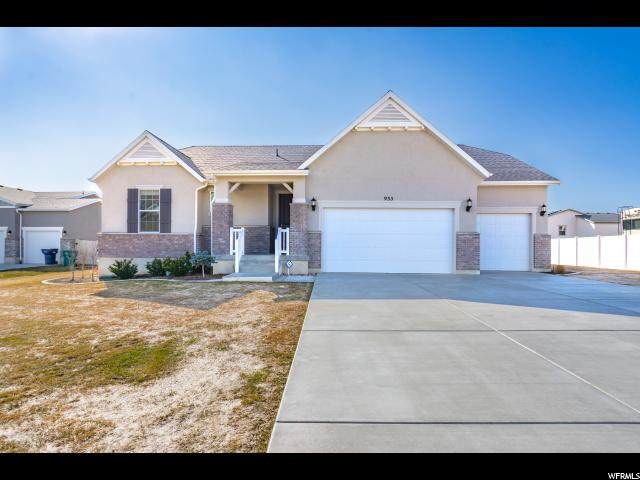 935 N Wahlen Way E, Harrisville, UT 84404 (#1656100) :: Colemere Realty Associates