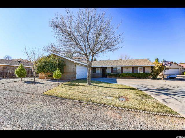 1634 E Maplewood Way S, St. George, UT 84790 (#1656124) :: Bustos Real Estate | Keller Williams Utah Realtors