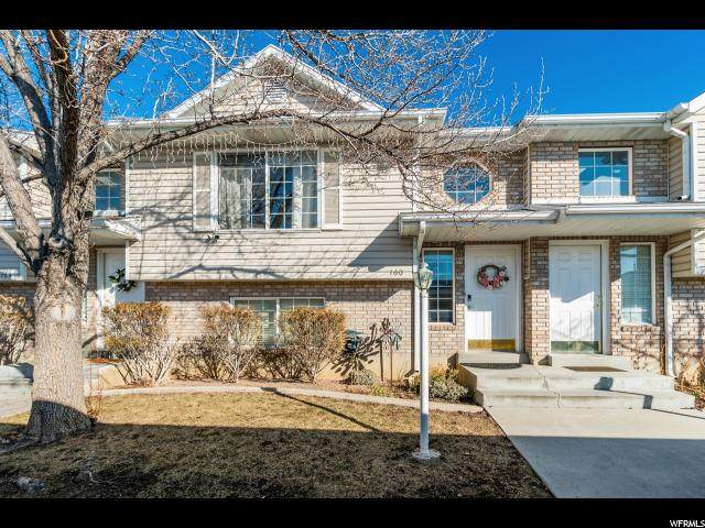 160 N 85 E, Orem, UT 84057 (#1656142) :: Big Key Real Estate