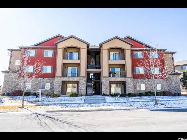 223 E Jordan Ridge Blvd N #105, Saratoga Springs, UT 84045 (#1656175) :: RE/MAX Equity