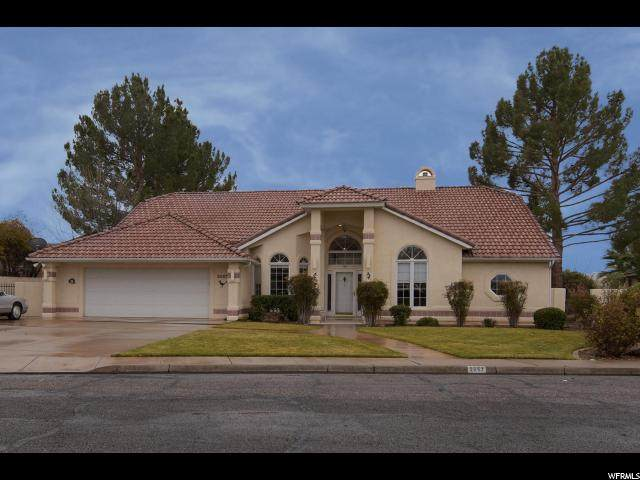 2057 W Moonglow Pl, St. George, UT 84770 (#1656192) :: RE/MAX Equity