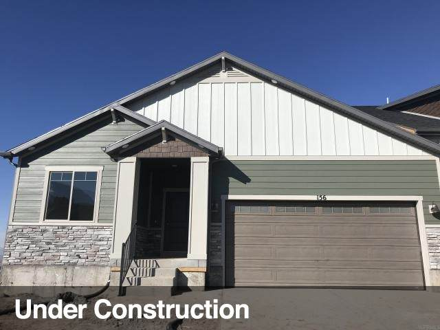 156 W Hillside Dr S #41, Elk Ridge, UT 84651 (#1656197) :: The Fields Team