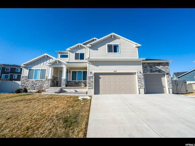217 W Rosewood Dr, Saratoga Springs, UT 84045 (#1656198) :: RE/MAX Equity