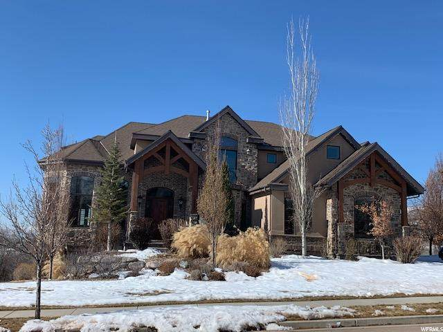 12459 N Wildflower Ln W, Highland, UT 84003 (#1656200) :: Action Team Realty