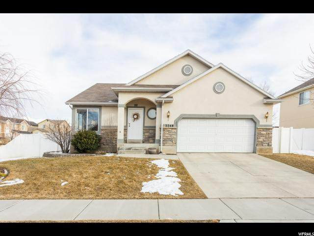 2248 N Pointe Meadow Loop, Lehi, UT 84043 (#1656203) :: Bustos Real Estate | Keller Williams Utah Realtors