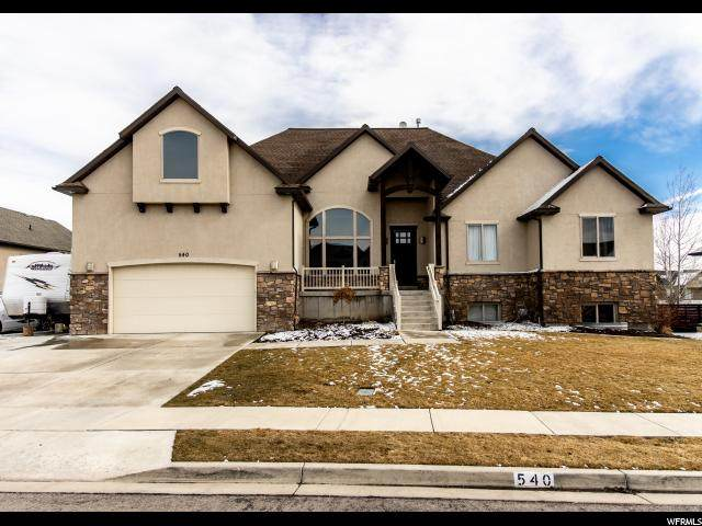 540 N Willow Ave, Lehi, UT 84043 (#1656216) :: RE/MAX Equity